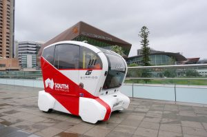 Coventry company celebrates driverless first in Australia