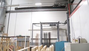CCG Manufacturing Ltd saves valuable time and resource with Multirail Auto installation