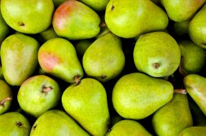 December is World Pear Month, are pears on your plate?