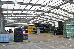 Rubb supports local automotive drive with new storage warehouse