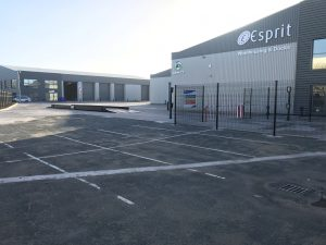 Esprit Warehousing & Docks opens second new warehouse in Trafford Park