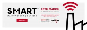 Distec Ltd and Red Lion Controls to host Smart Manufacturing Seminar