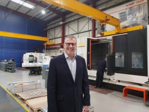 KMF appoint new managing director at precision engineering firm