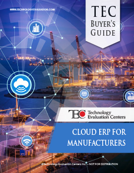 Is cloud ERP the best choice for small to midsize manufacturers?