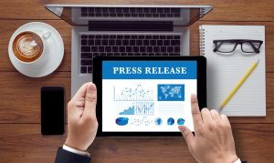 Uploading a press release to The Manufacturer PR Service is simple and effective.