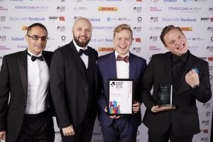 Estonian manufacturing startup awarded for Best Use of Tech