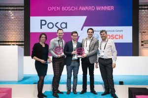 Bosch Award goes to Poka and NextNav in recognition of innovation through collaboration