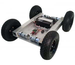 All Terrain Robot Market is expected to reach value of ~ US$ 540 Mn by 2027