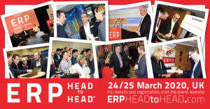 Compare 12 leading ERP solutions at the 5th UK Lumenia ERP HEADtoHEAD™ event
