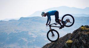 Mountain biking gets boost from British manufacturer
