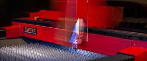 Esprit Automation launches first all British CNC fiber laser cutter