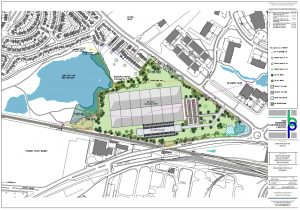 Belasis Point 325,000 sqft B2_B8 design & build in Billingham Teesside