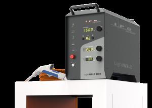 IPG Photonics launches LightWELDTM, revolutionary handheld laser welding system