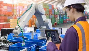 Digitizing manufacturing operations for increased productivity